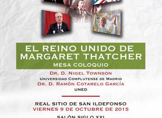 El Reino Unido de Margaret Thatcher