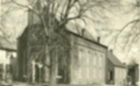 Culpeper Presbyterian Church in 1869