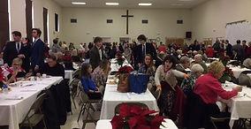 Fellowship at Culpeper Presbyterian Church