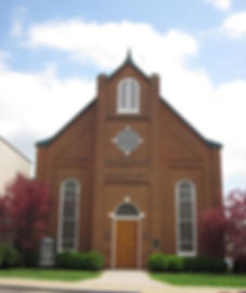 Culpeper Presbyterian Church Sanctuary