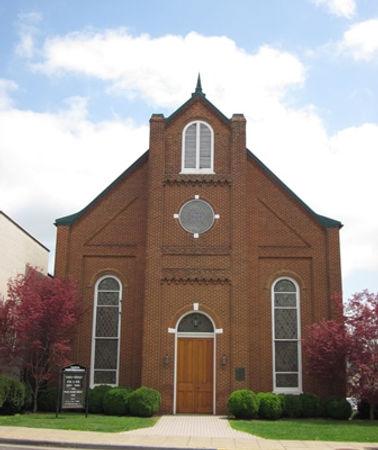 Culpeper Presbyterian Church Sanctuary