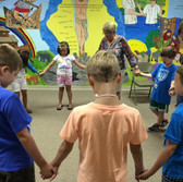 Children's Prayer Circle