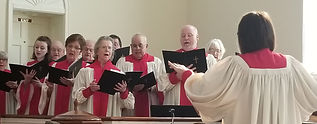 Chancel Choir at Culpeper