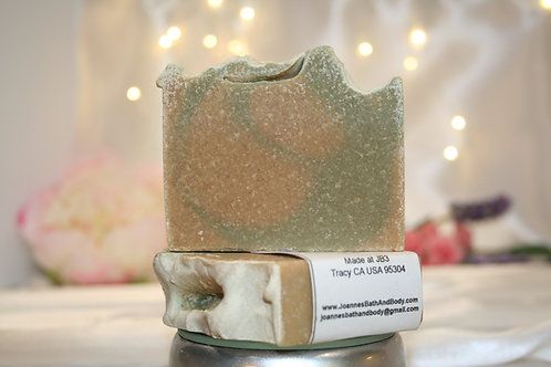 Double Hemp Soap - Unscented