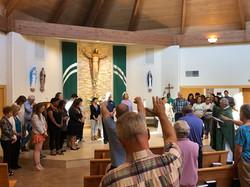 SCS church