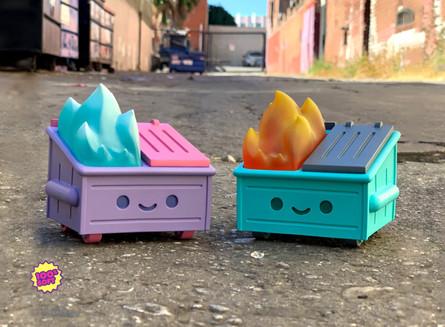 Dumpster Fire Variant