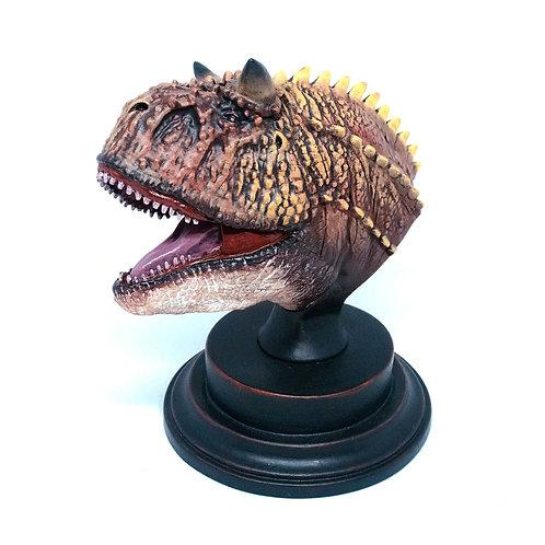 Carnotaurus Bust