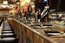 Jamon bar at Harrods