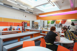 Imperial College Bessemer Cafe