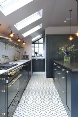 Queens Park kitchen.