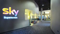 Sky Cinema at The O2 Arena