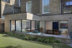 Oxford Gardens flat.