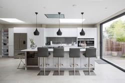 Ditton house kitchen.