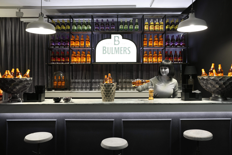 Bulmers cider promotion.
