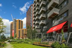 London City Island development.
