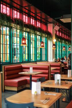 Rosas Thai Cafe, Leeds.