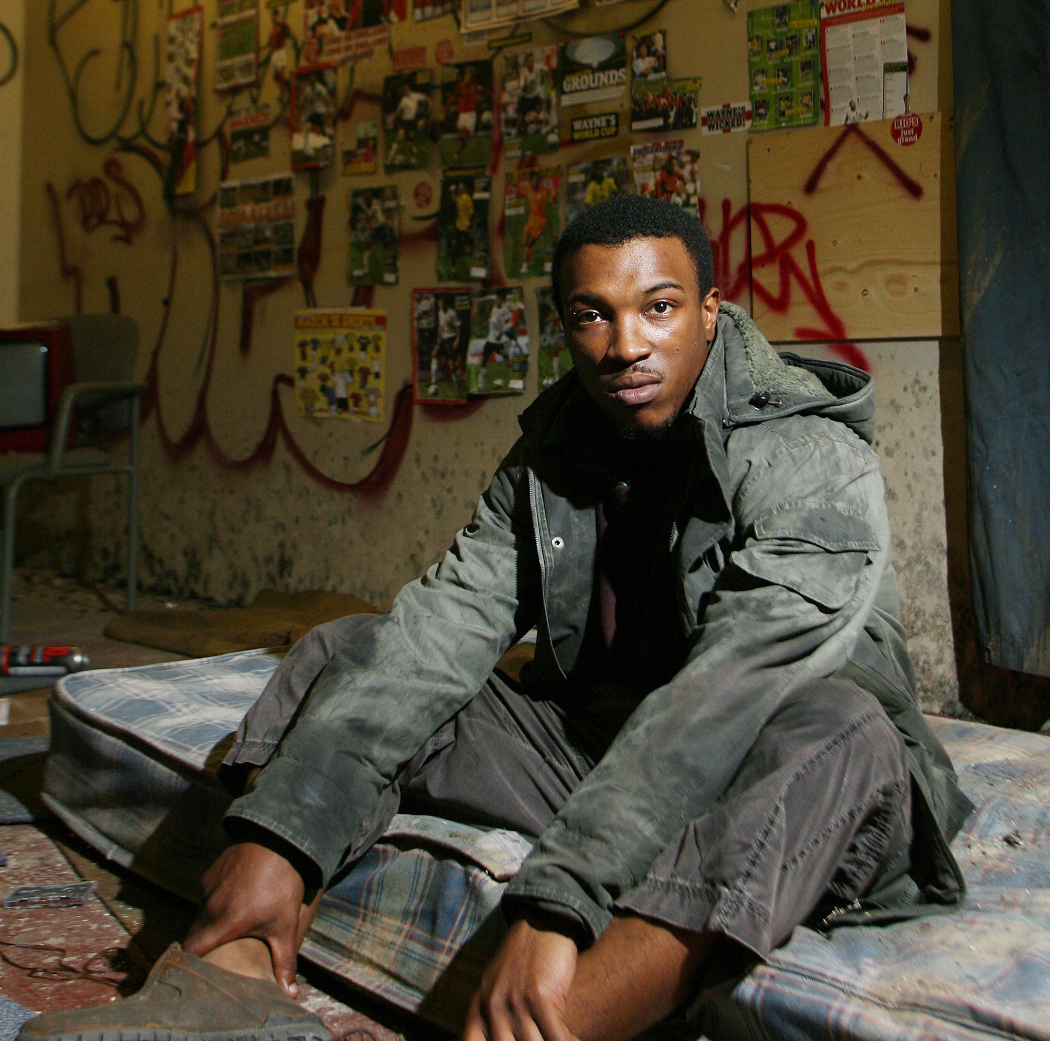 Ashley Walters.