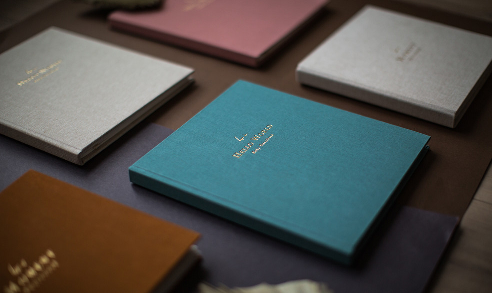 Baby Guestbooks