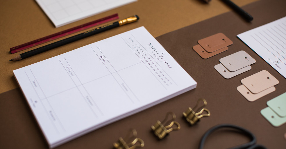 Luvvy Planner Kit