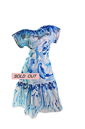 *SOLD OUT - CHOKTAIL BLUE