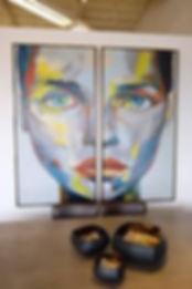 Custom art / Loudoun Interiors
