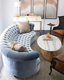 glamour furniture loudouninteriors