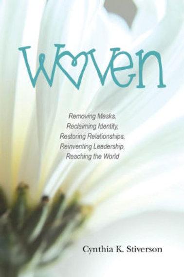 """BOOK: """"Woven"""" by Cynthia K. Stiverson"""