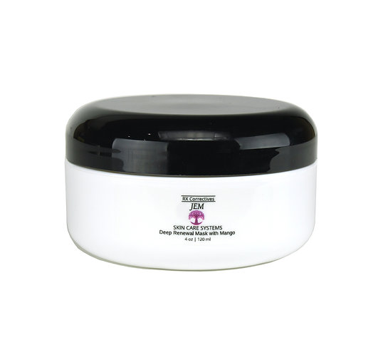 Pro Deep Renewal Mask with Mango 4 oz