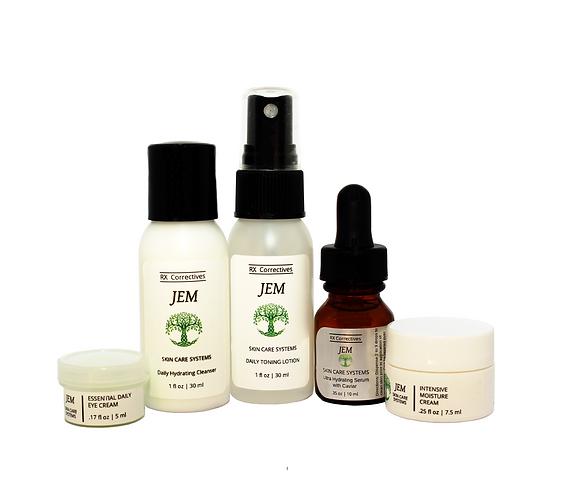 Hydrating Skincare Kit