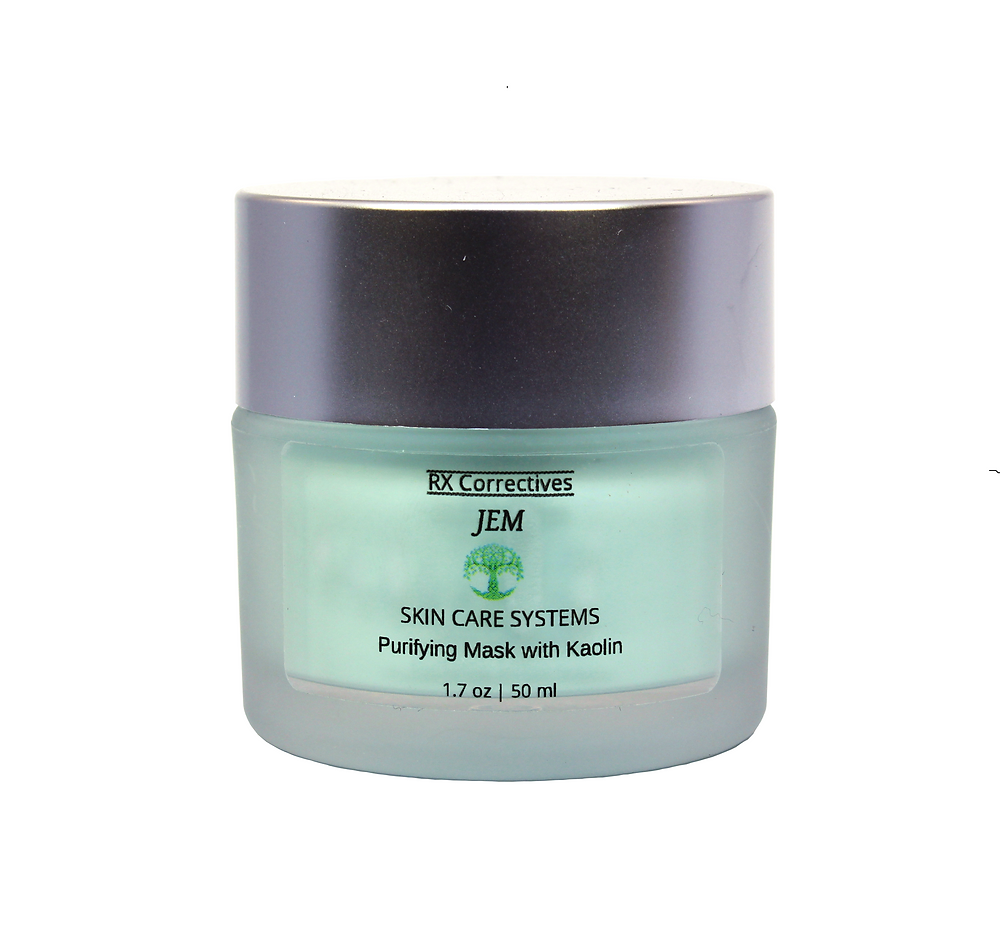 Purifying Mask with Kaolin