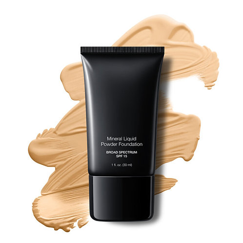 Liquid Powder Foundation (Tender Beige)