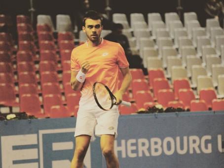 Entretien avec Benjamin BONZI (218ème joueur à l'ATP)