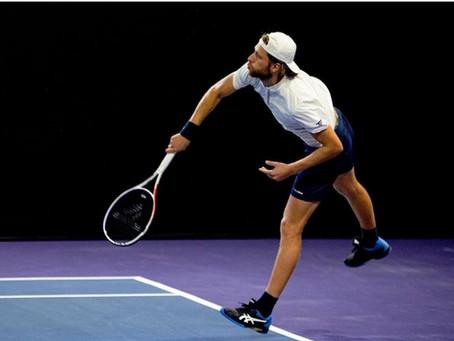 Entretien avec Hugo Grenier (243ème joueur à l'ATP)