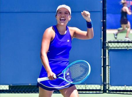 Entretien avec Harmony Tan (242ème joueuse à la WTA)