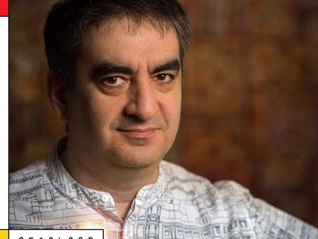Interview: Andro Dgebuadze