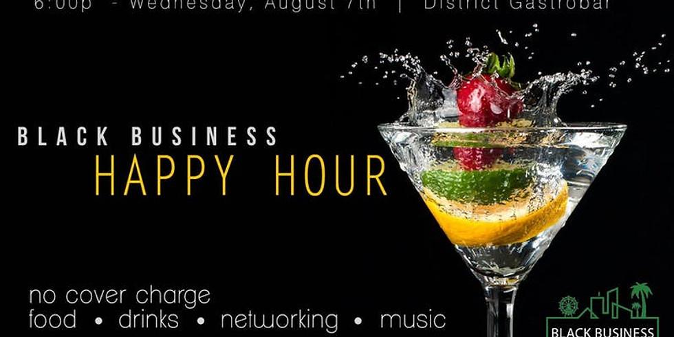 Black Business Happy Hour