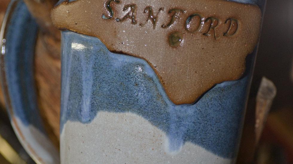 Sanford NC Been There Mug