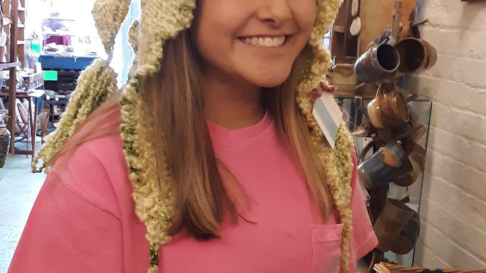Wonky Elf Hat