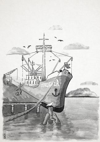 Buch-Illustration