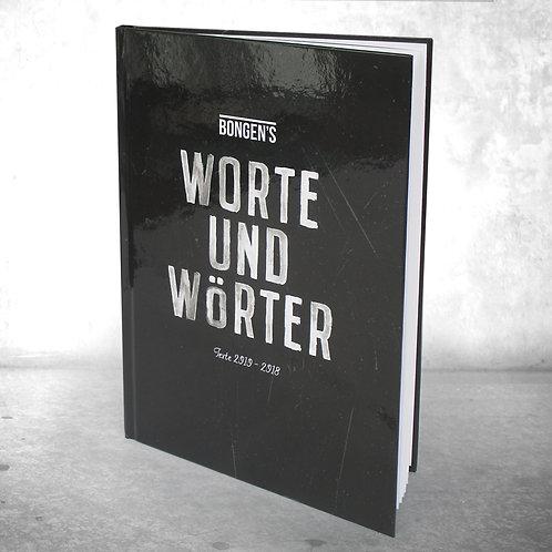 Buch »Worte und Wörter«