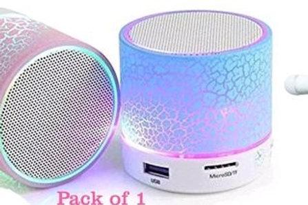 P10. Bluetooth Speaker with free earphones
