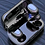 Thumbnail: P17. Wireless dual ear High Bass Bluetooth Headset with Mic