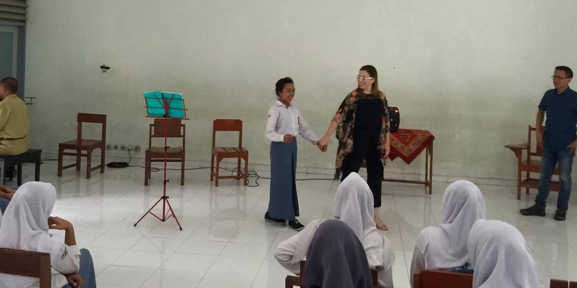 24 Italian Arias in Indonesia