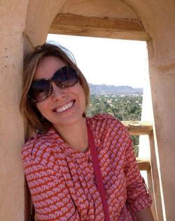 in Oman 2012 with Castleton Festival