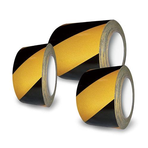 Trafiklux Reflejante Amarillo con Negro