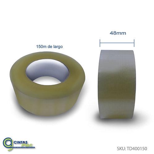 Poliempaque Transparente Linea 4000