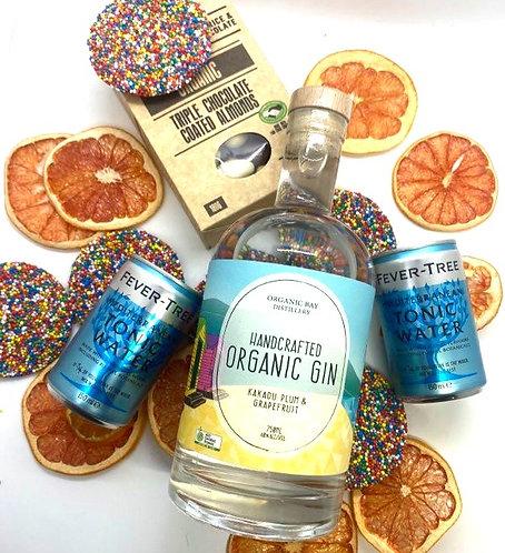 The Lockdown Gift Pack - 750ml Gin