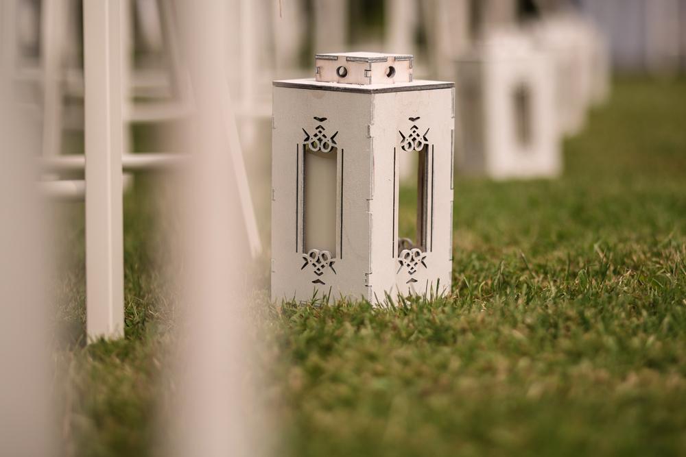 Zunanji dekor na poroki