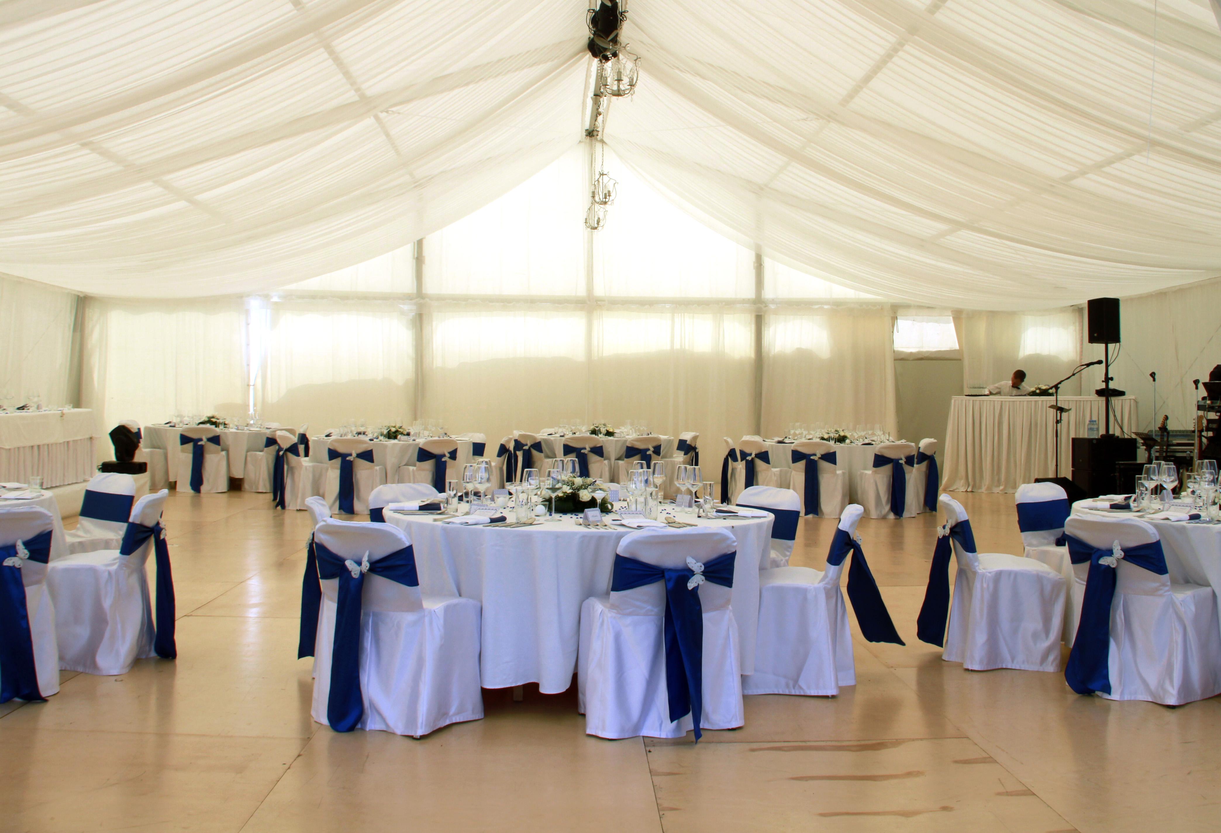 Poročni šotoro