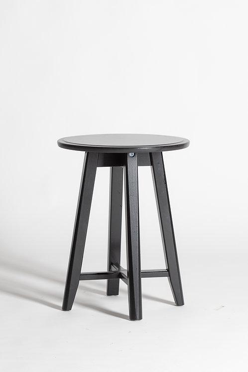 Visoka barska miza (črna)